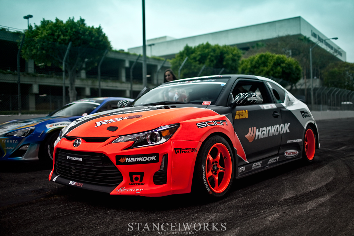 Stance Works Formula Drift Long Beach Godrift