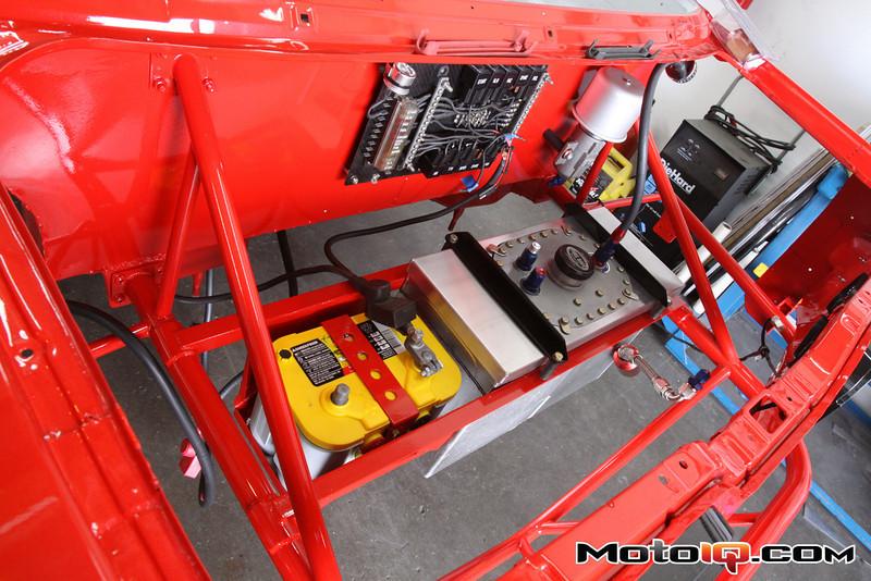 A Look At Dai Yoshihara S 2012 Formula D S13 Godrift