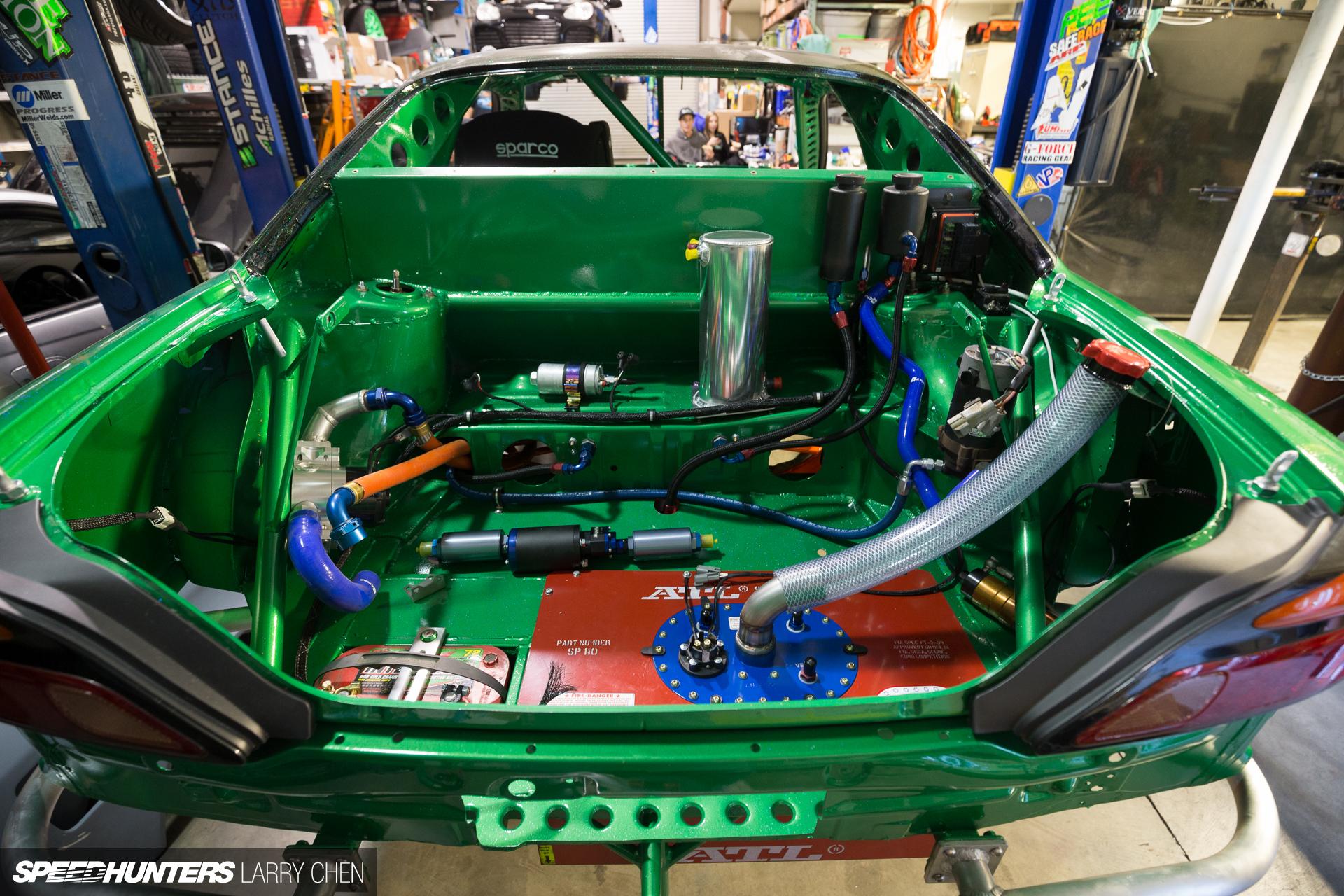 Forrest Wang S15 2jz The Purist S Formula D Car Godrift