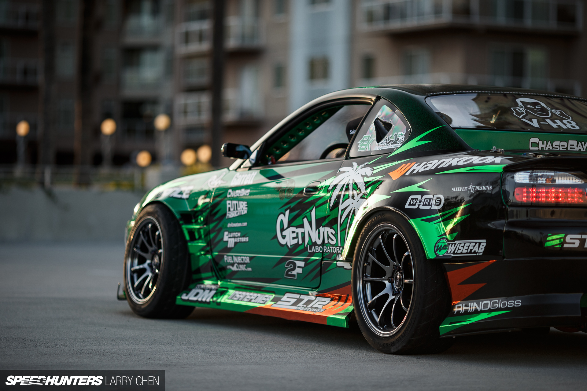 Forrest Wang The Purist S Formula D Car Godrift