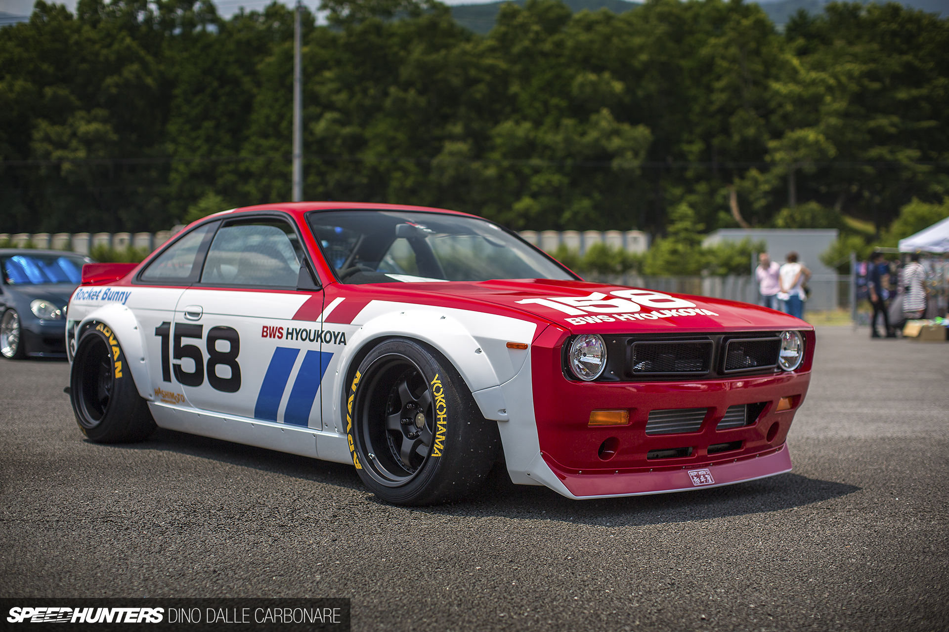 S14 Rocket Bunny V2 Godrift