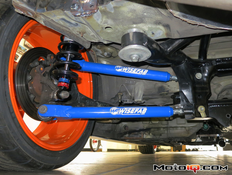 Part1:Sneak Peek: Mike Essa and GSR Autosport's E46 Build
