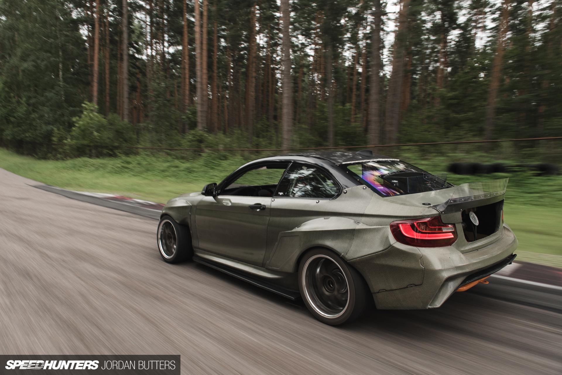 The Best Built Drift Cars In The World